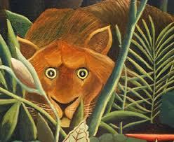 Tigar u šumi Anrija Rusoa