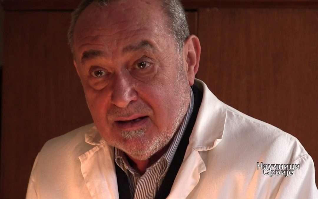 Prof. dr Jovan Vasiljević, ujutru patolog, uveče hedonista