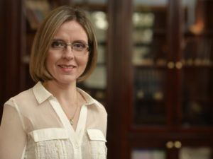 magdalena Đorđević fizičarka koja se vratila u Srbiju iz Amerike