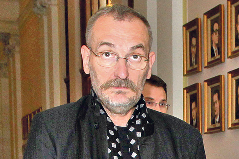 Siniša Kovačević, pisac zaljubljen u Dunav i Beograd