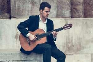 david štdavid štrbac, klasična gitara rbac gitarista