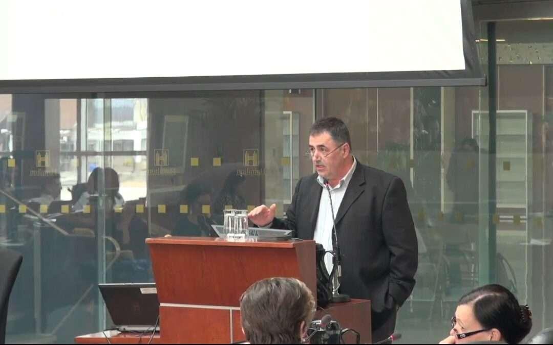"""Veroslav Vic Đurđević, direktor EC """"Nikola Tesla"""" iz Hamiltona"""