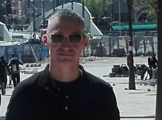 Dejan Damnjanović, komandant Viteškog reda zmaja